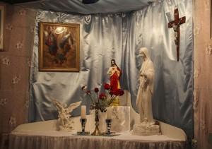 A Sátor oltára