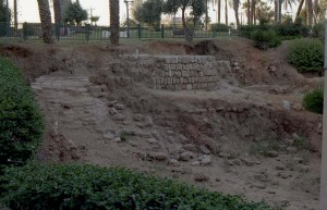 286  tekercs  1. Szentföld, Joppe-Jaffa, I. századi romok  2005