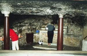 286  tekercs  24. Szentföld, Kármel, Stella Maris, Illés próféta barlangja  2005