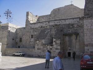 Betlehem. A Születés Temploma.
