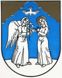Sükösd címere