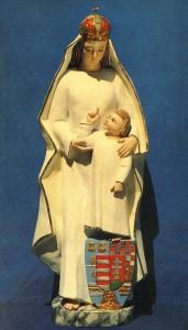 magyar fatimai szobor jav